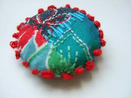 embroidered buttons - Google Search