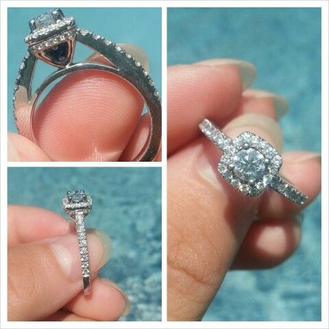 My Perfect Vera Wang Love Engagement Ring♡ Dream