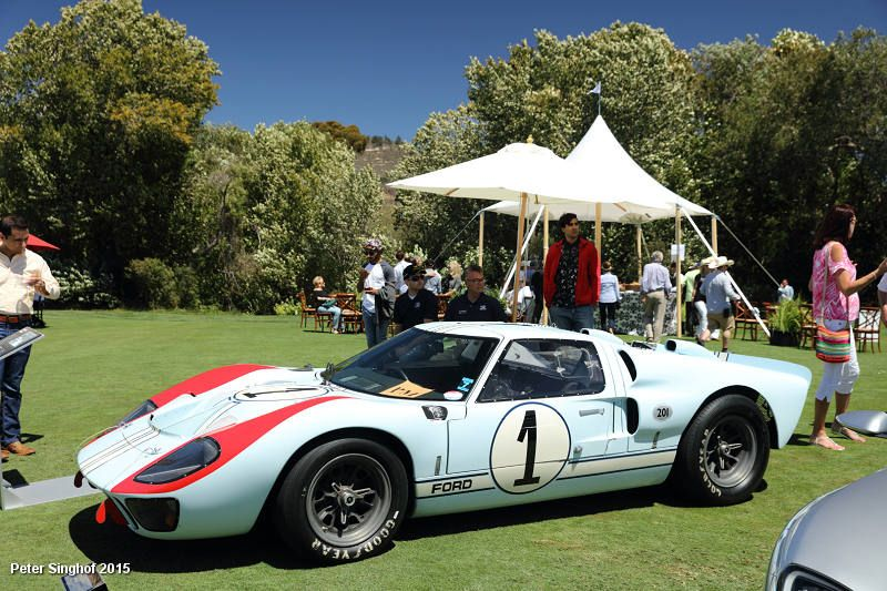 The Quail A Motorsport Gathering 37 72 Ford Gt40 Ford Gt Motorsport