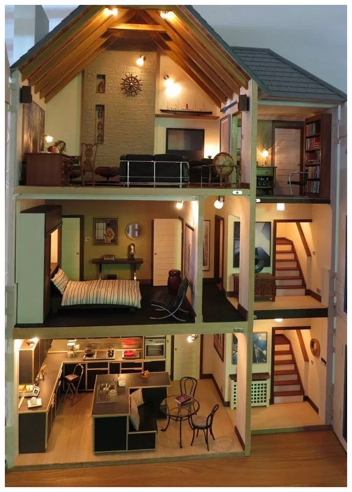 70 Awesome Tiny House Interior Ideas Newport