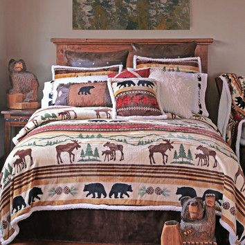 You'll love the Hinterland 5 Piece Comforter Set at Wayfair.ca - Great Deals on all Bed & Bath  products with Free Shipping on most stuff, even the big stuff.