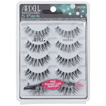 a7be4f04082 Lashes Wispies Black 5 Pack Ardell Lashes Wispies Black, Ardell Lashes  Styles, Ardell Eyelashes