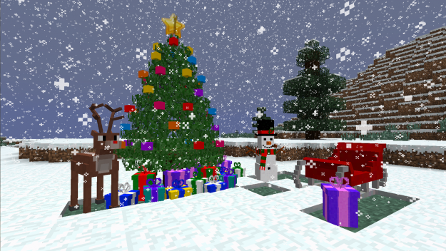 I Built This Cozy Christmas Themed House Minecraft Minecraft House Designs Minecraft Architecture Minecraft Houses