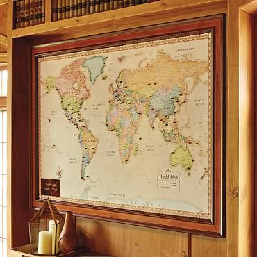 US Magnetic Travel Map Best Travel Maps Ideas - Us magnetic travel map