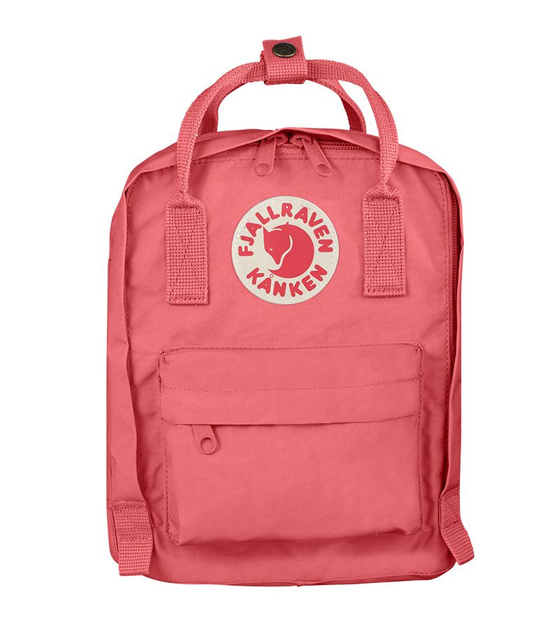fjällräven rucksack kanken peach pink