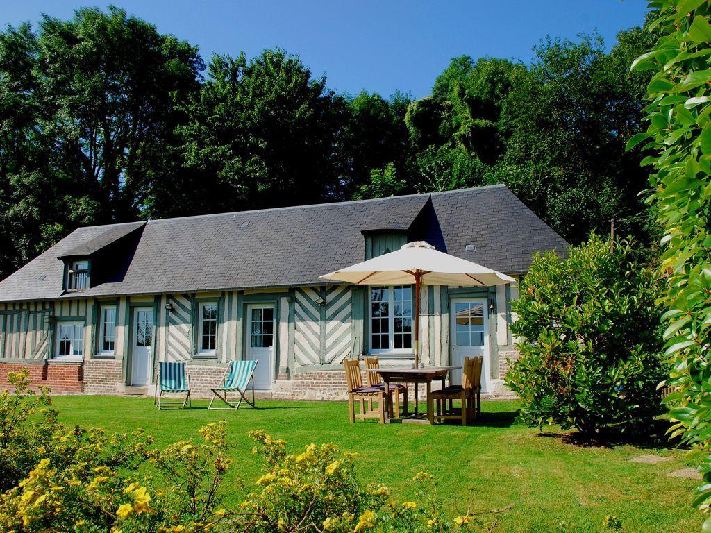 Abritel Location Honfleur Normandie - Maison et jardin de charme à ...