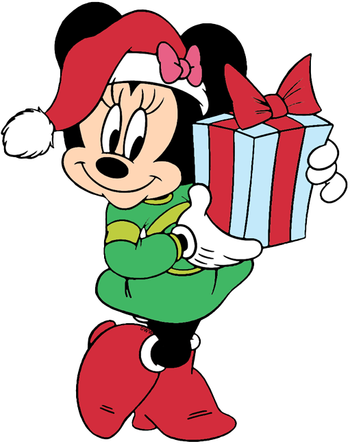 Mickey Mouse Christmas Clip Art Mickey Mouse Christmas Disney Characters Christmas Mickey Mouse Art