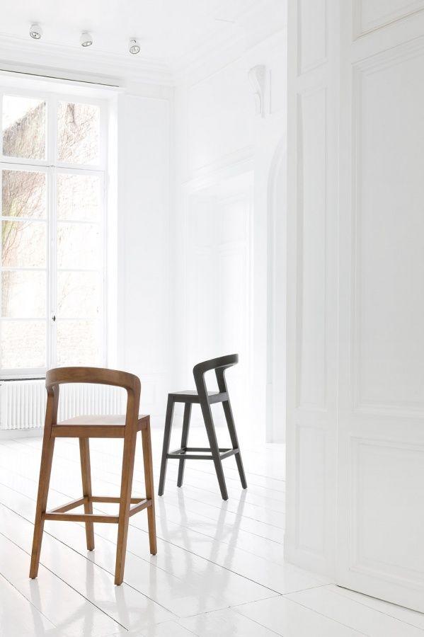 Designer barstool - cafe chair - Play Barstool by Alain Berteau ...