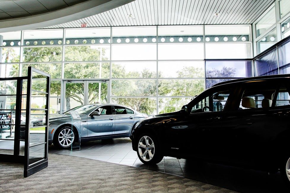 Photos of our BMW Dealership in Lakeland, Florida, located