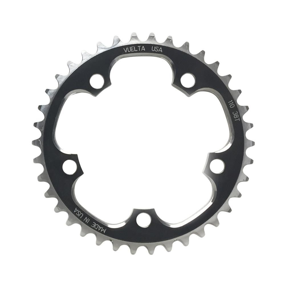 Vuelta Flat Road Chainring 135bcd