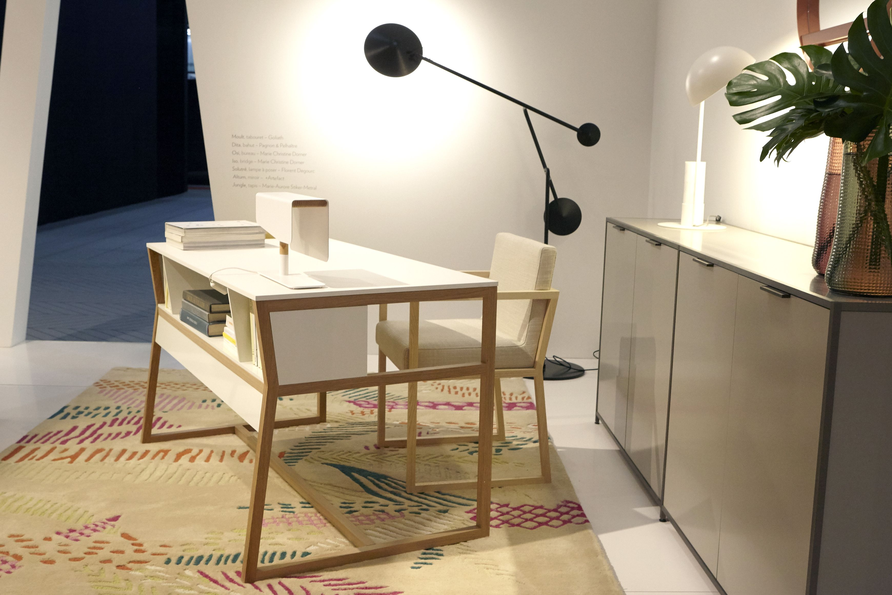 Discover pieces from Ligne Roset's new product collection for 2018 by designers including Pierre Charpin, Inga Sempé, Philippe Nigro, Christian Werner, Marie Christine Dorner, among others. Scenography of the booth by Agence Francesca Avossa For more information, please visit our website: www.ligne-roset.com