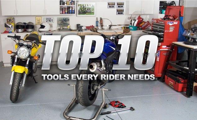 Top 10 Tools Every Rider Needs Sportbikes Dirtbikes Motorcycle