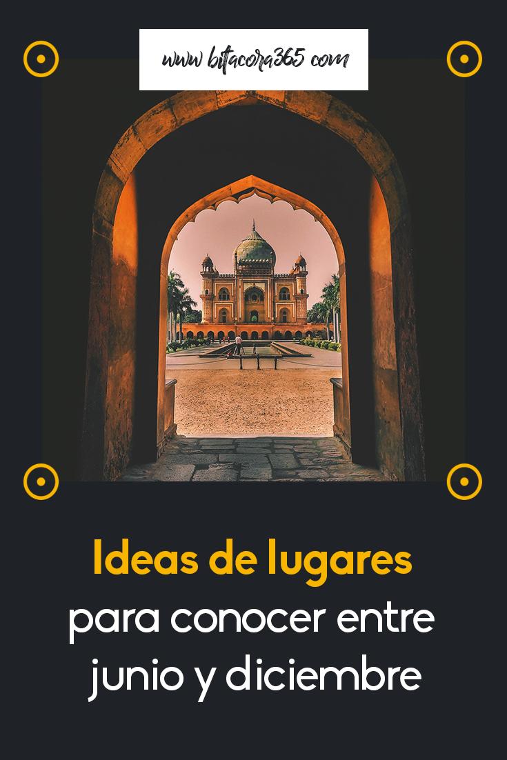 Destinos Que Puedes Conocer Entre Junio Y Diciembre En 2020 Temas De Viaje Lugares Para Conocer Fotografías De Viajes