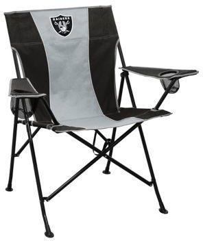 Cheap 54715 F547a NFL Oakland Raiders Foldable Pregame Chair ...
