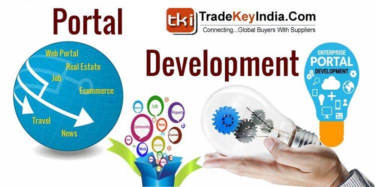 TradeKeyIndia Web_Portal_Development_Services_in_Delhi