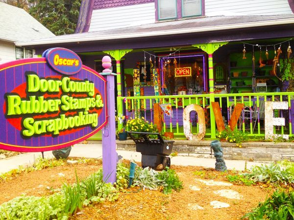 Genial Shopping At Door County Rubber Stamps In Sturgeon Bay, Wisconsin And Egg  Harbor, Wisconsin
