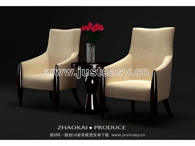 Parlor Single Sofa Chair