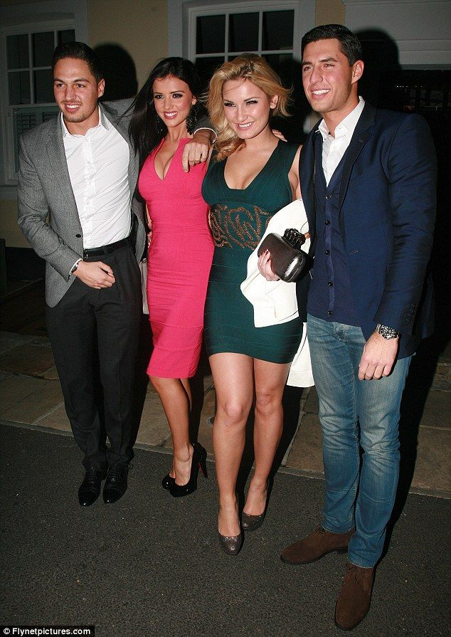 Who is lucy towie dating