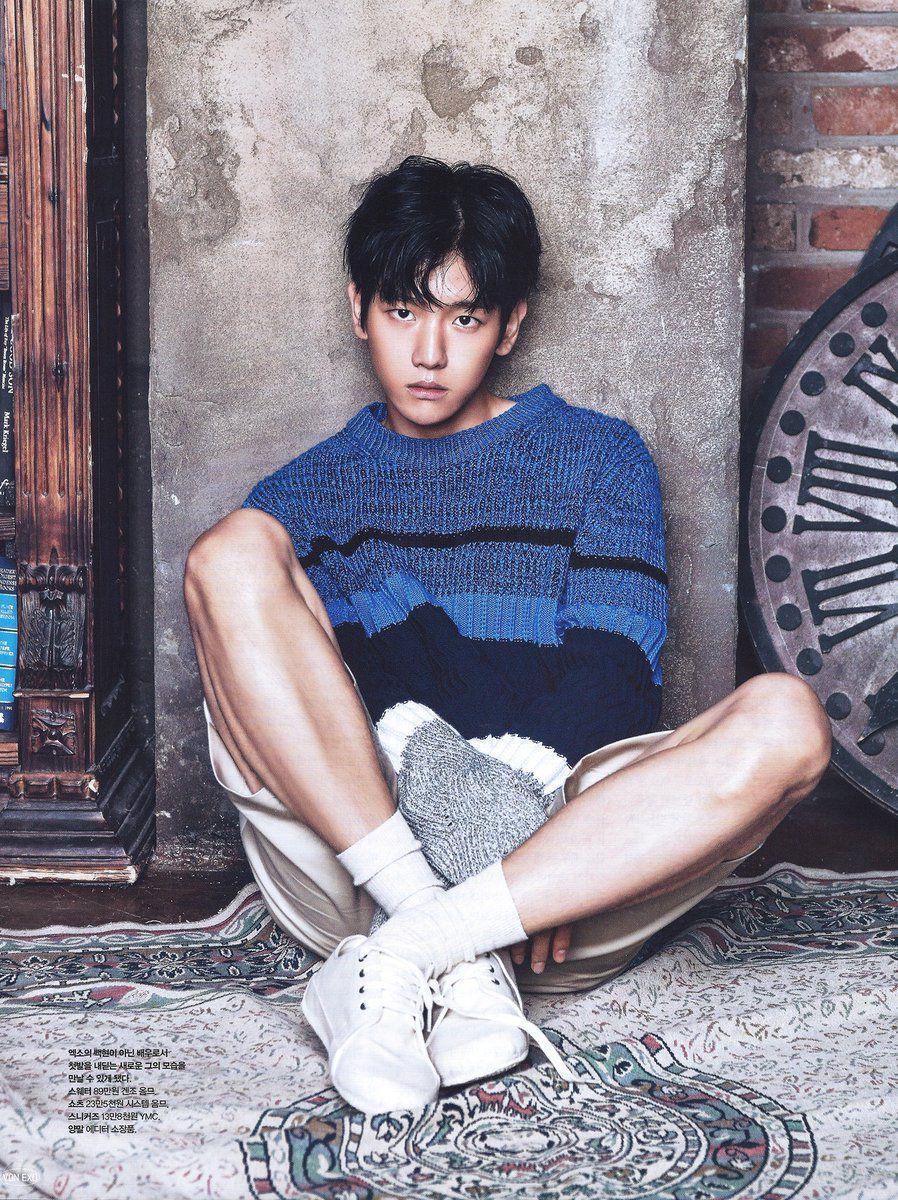 #EXO #Baekhyun Perfeição