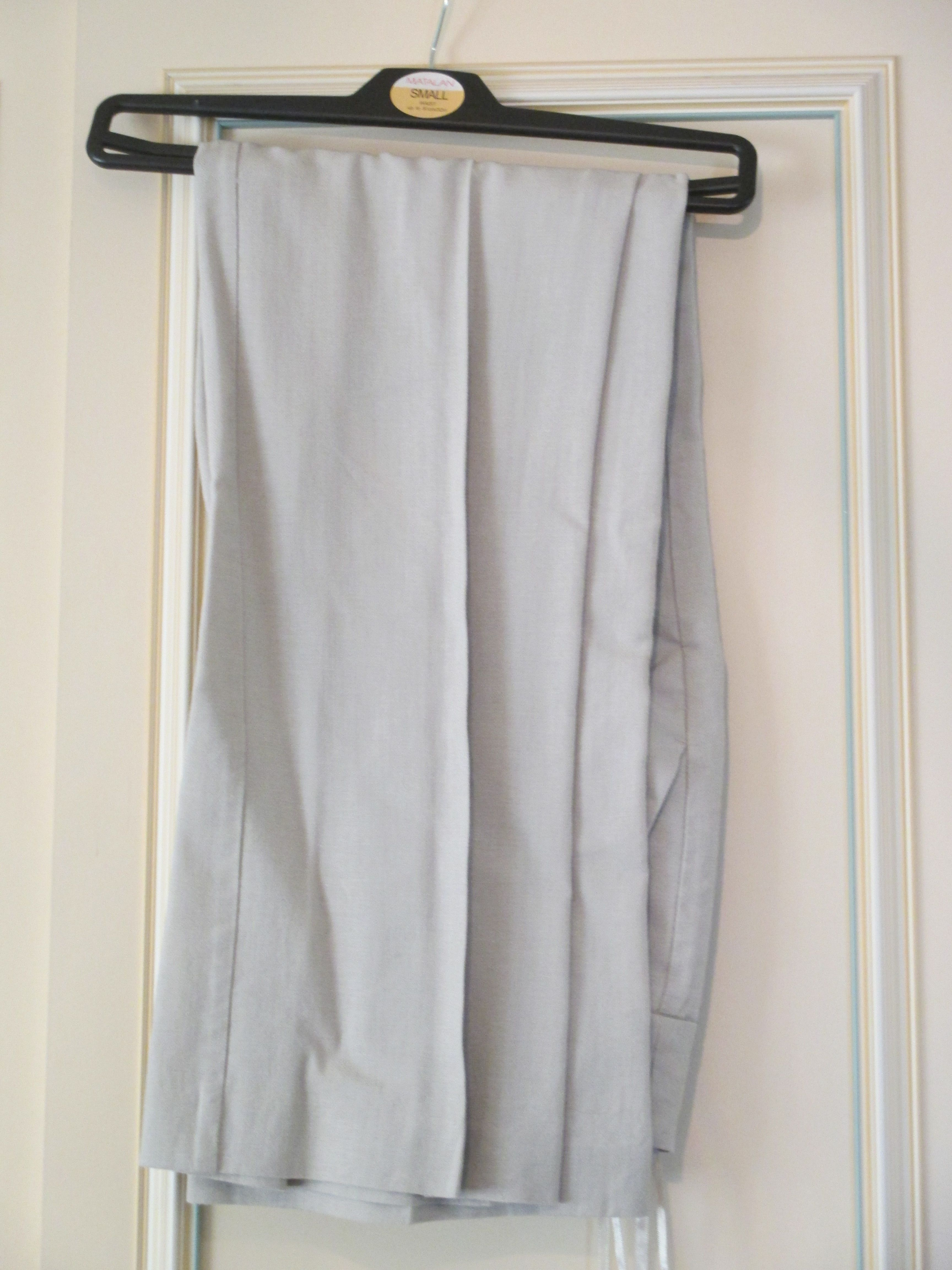 Stone Linen Trousers