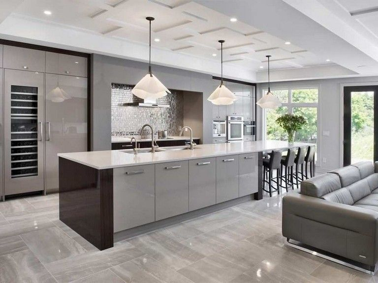 Best 35 Amazing Modern Contemporary Kitchen Ideas Page 11 Of 400 x 300