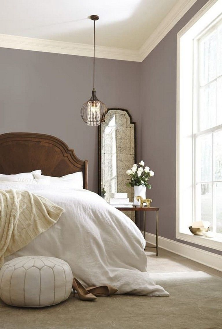38+ Cool Trendy Paint Colors for Minimalist Houses #masterbedroompaintcolors