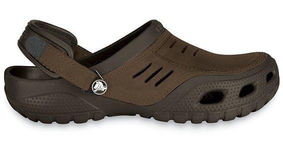 65f97cd3a06e0 Zapato Crocs Caballero Yukon Sport Café