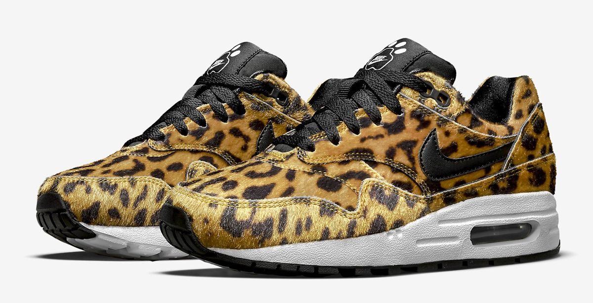 Nike Air Max 1 Leopard More