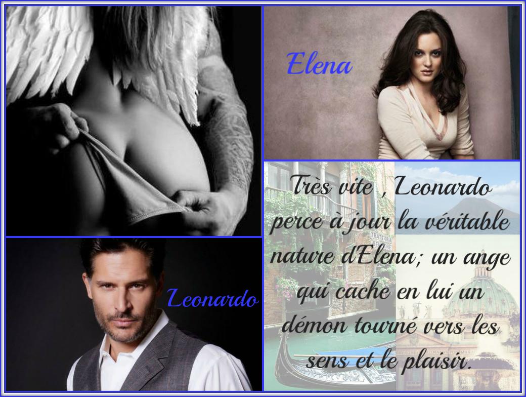 Leonardo Ferrante  Elena Volpe - La trilogie Italienne -