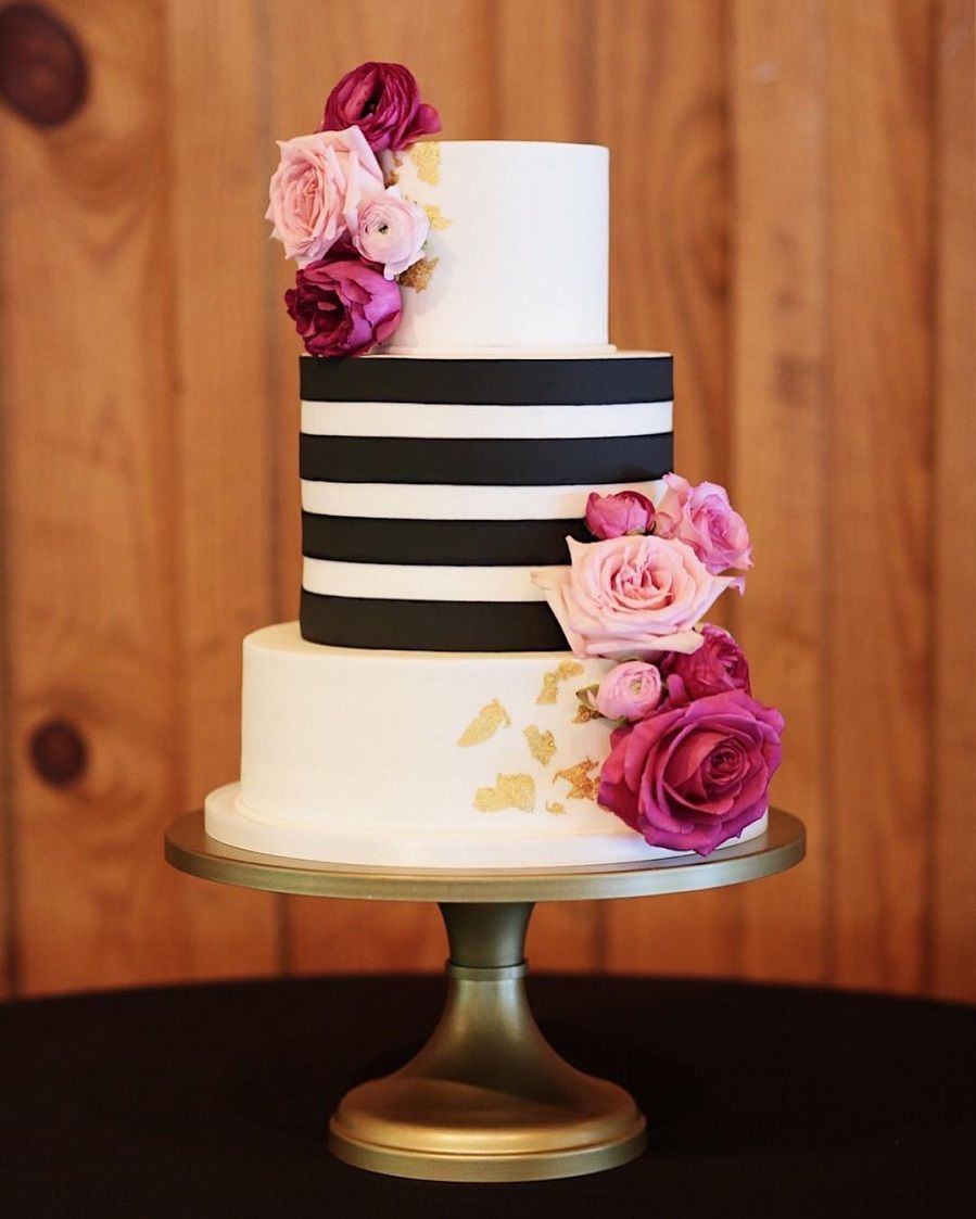 100 Pretty Wedding Cakes To Inspire You For An Unforgettable Wedding