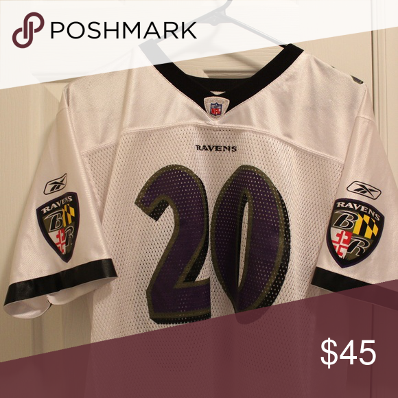 new style e4056 a7d63 Ed Reed Authentic Baltimore Ravens Football Jersey Ed Reed ...
