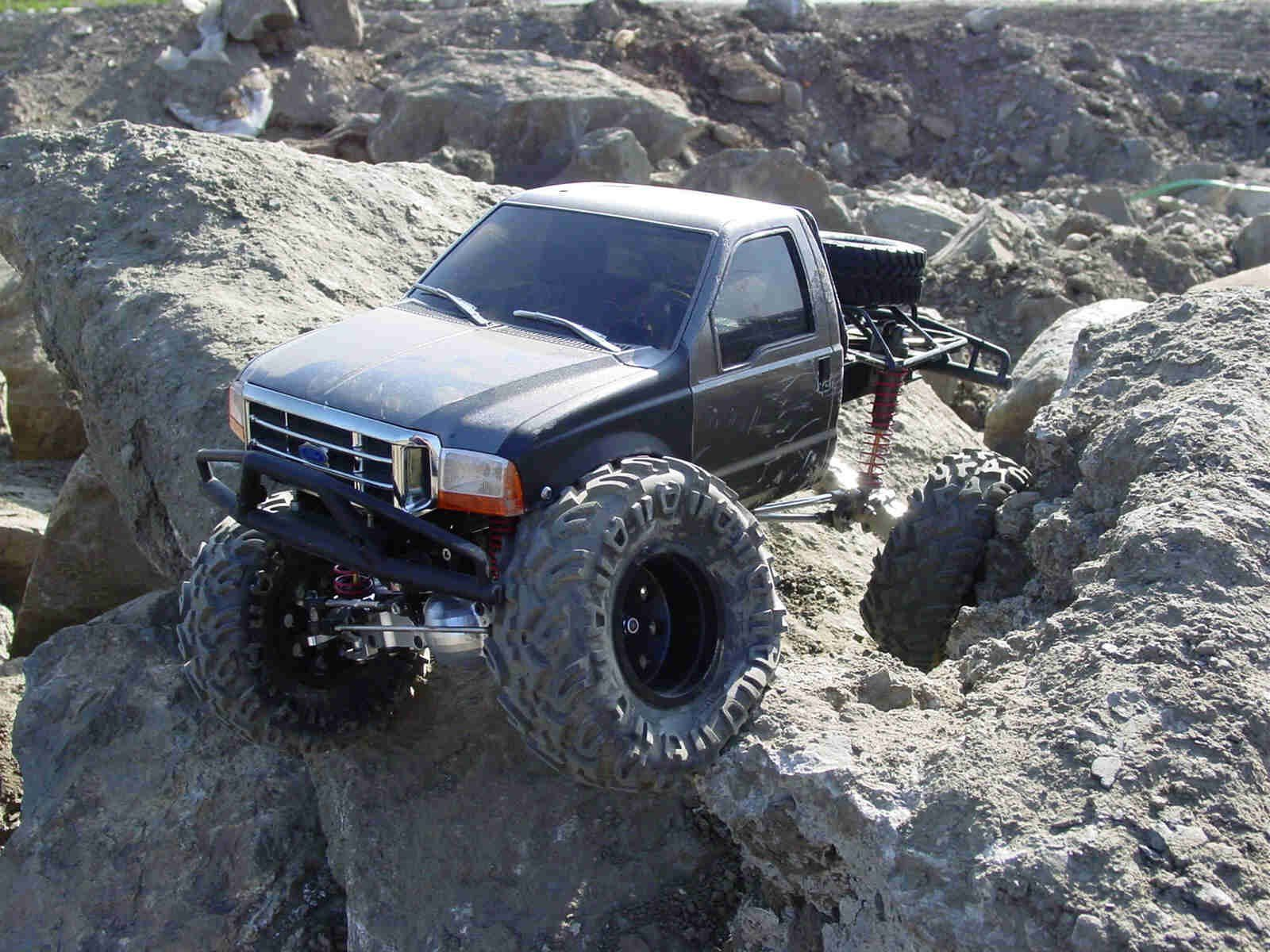 Ford F150 F250 OffRoad Trail Guides Hobby shops near me