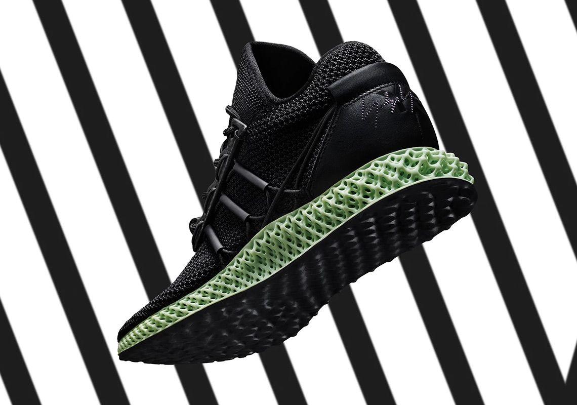 19109b731cae51 adidas Y-3 Runner 4D II Black Release Info  thatdope  sneakers  luxury   dope  fashion  trending