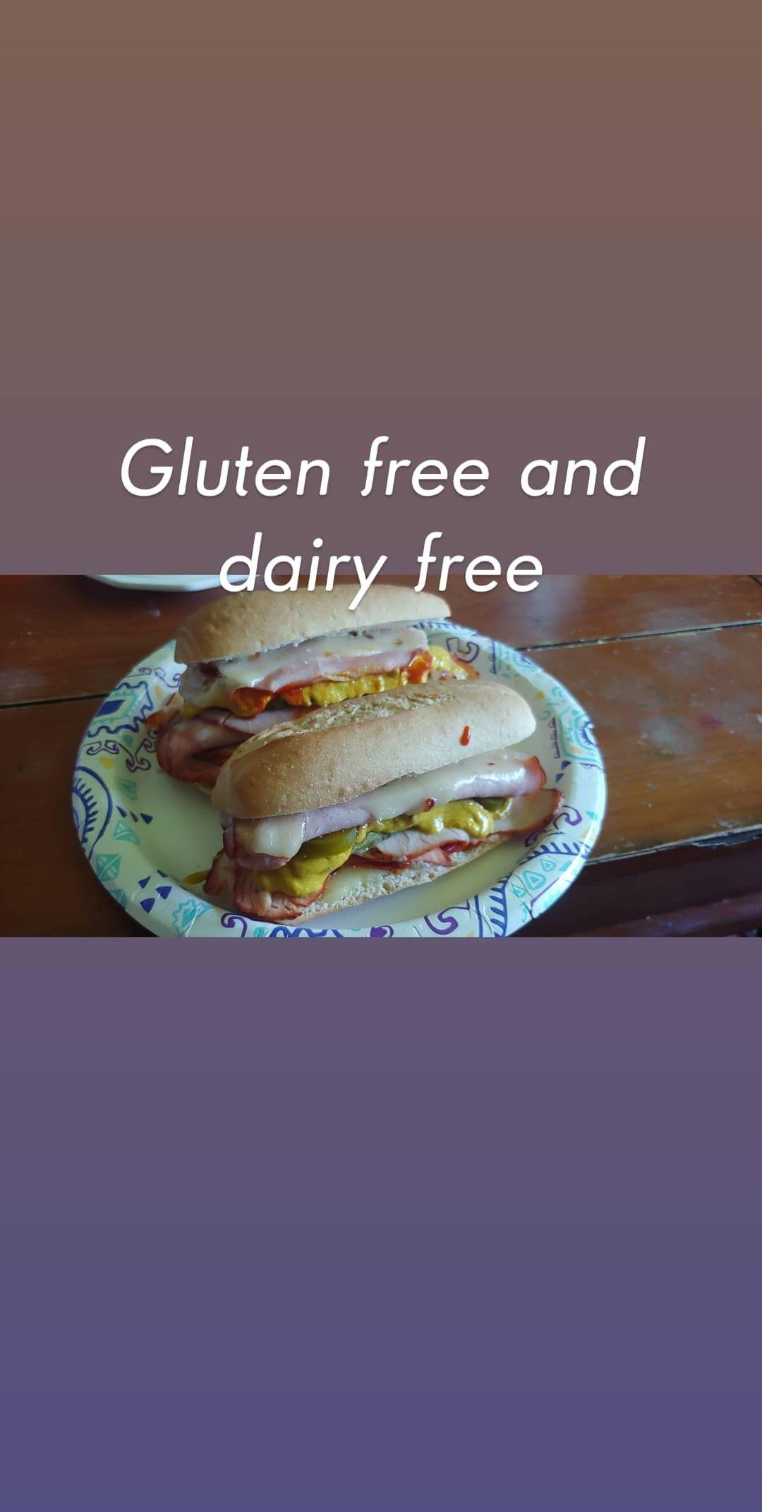 Sub Gluten free dairy free subway wannabe in 2020 Dairy