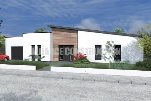 Alliance construction a su dessiner ici une maison du0027architecte de