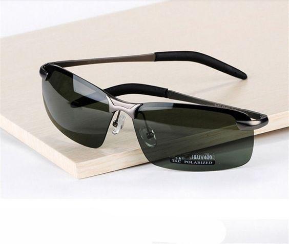 0835ed9a5591 Fashion Uv400 Men s Sunglasses Outdoor Sports Aviator Eyewear Driving  Glasses  Sneakers