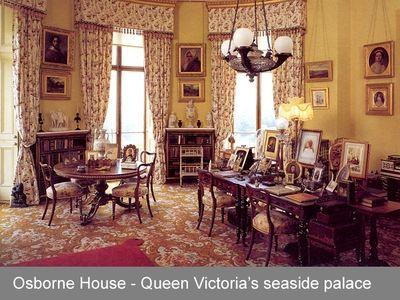 Queen Victoria Osborne House Spotlight On Brintons