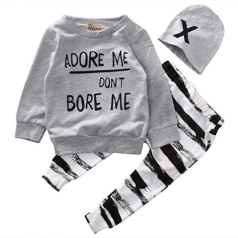 dd197aac670f Adore me don t bore me! 3 piece set