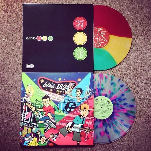 Blink 182 Records Want Take Off Your Pants And Jacket So Bad Blink 182 Vinyl Vinyl Music Vinyl Record Player