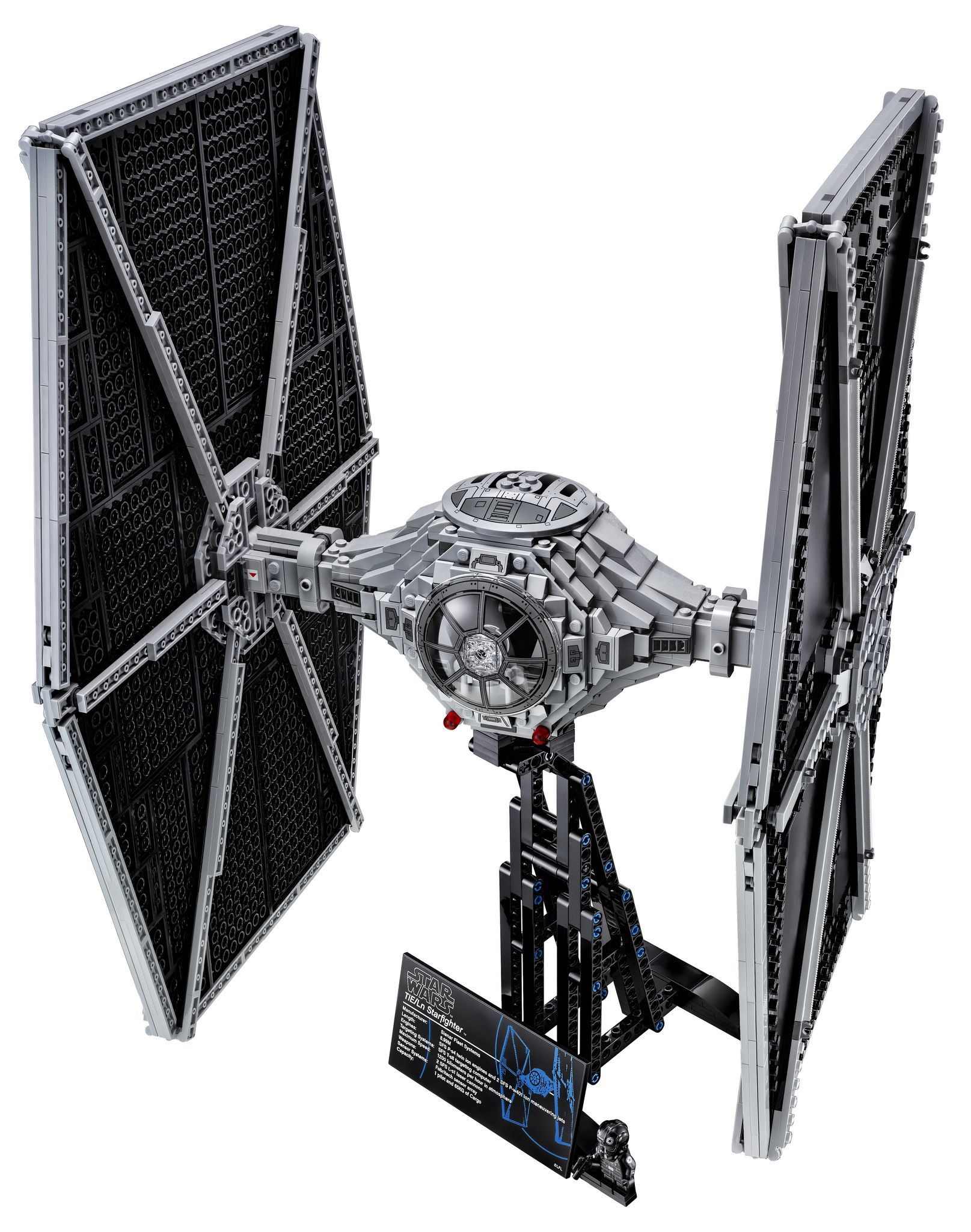 Star Wars x LEGO Ultimate Collector's Series: TIE Fighter