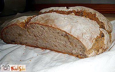 Recept: Ajdov kruh - hlebec - Kulinarika.net