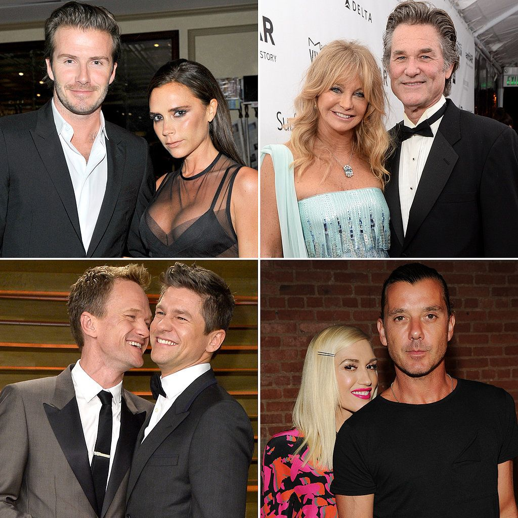 Celebrity Couples Who Are Surprisingly Not Married Photos ...