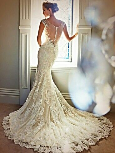 Bride Magazine~ 24 gowns even more beautiful from the back :)