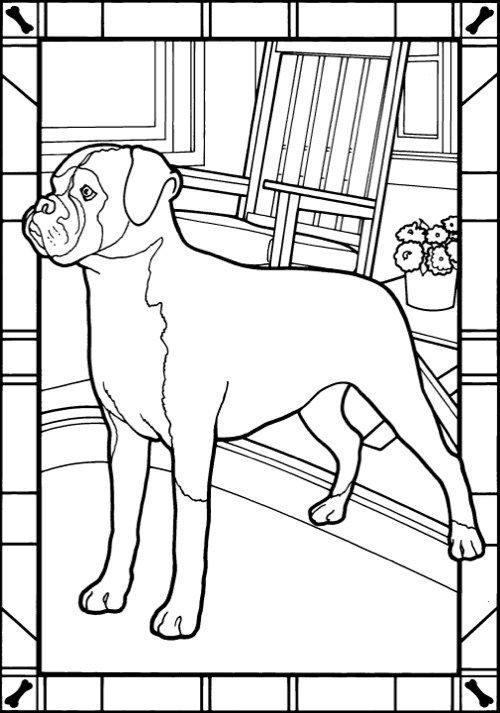 Best Coloring Books for Dog Lovers Coloring books, Dog pattern and - best of coloring pages for adults dogs