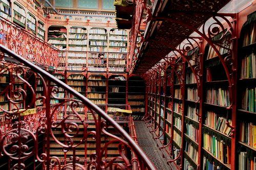 Biblioteca Parlamento Holandés
