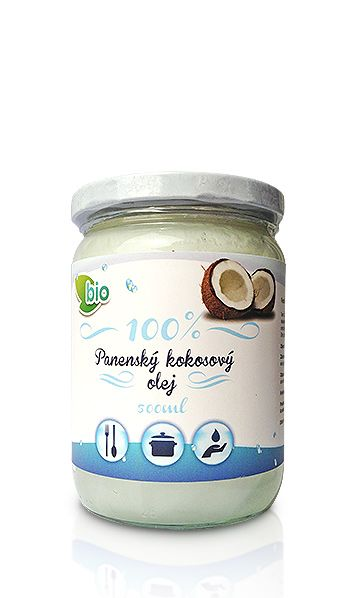 Nedávno som vám odporučil kvalitný domáci olivový olej a teraz vám pre zmenu odporúčam KOKOSOVÝ OLEJ, konkrétne 100% panenský kokosový olej zo Srí Lanky, ktorý nesie logo RULEZ, ktoré patrí rodine Zlatošovcov, čo vám dáva záruku najvyššej kvality.   Tento olej je výnimočný v niekoľkých smeroch, a to: -100% panenský kokosový olej v BIO kvalite z kontrolovaného ekologického poľnohospodárstva mimo EU -nerafinovaný, chemicky čistý, nebielený, nedeodorizovaný (hexane free), bez GMO ....