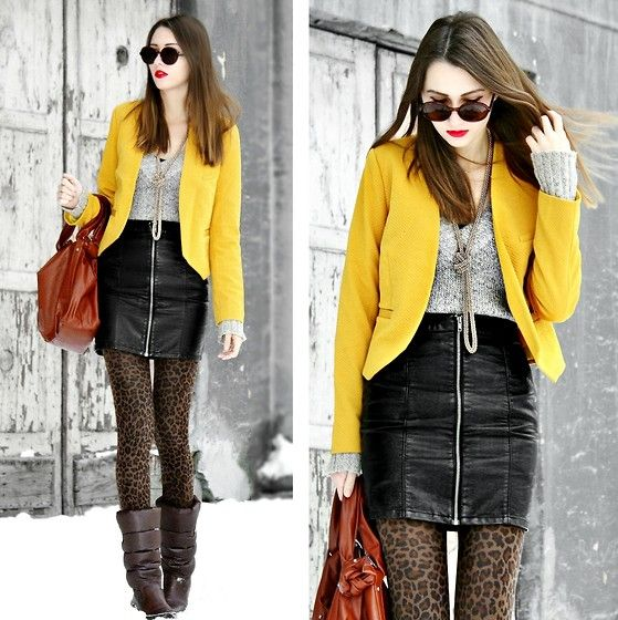 CANARY ON THE SNOW (by Jen A.) http://lookbook.nu/look/4252133-CANARY-ON-THE-SNOW