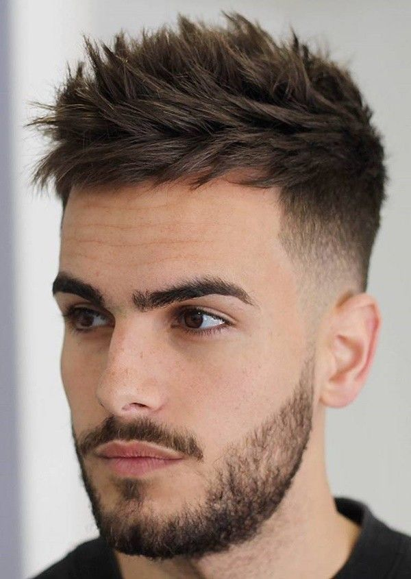 98 Inspirational Hairstyles For Men With Thin Hair 2020 In 2020 Mens Haircuts Short Mens Hairstyles Short Popular Mens Hairstyles