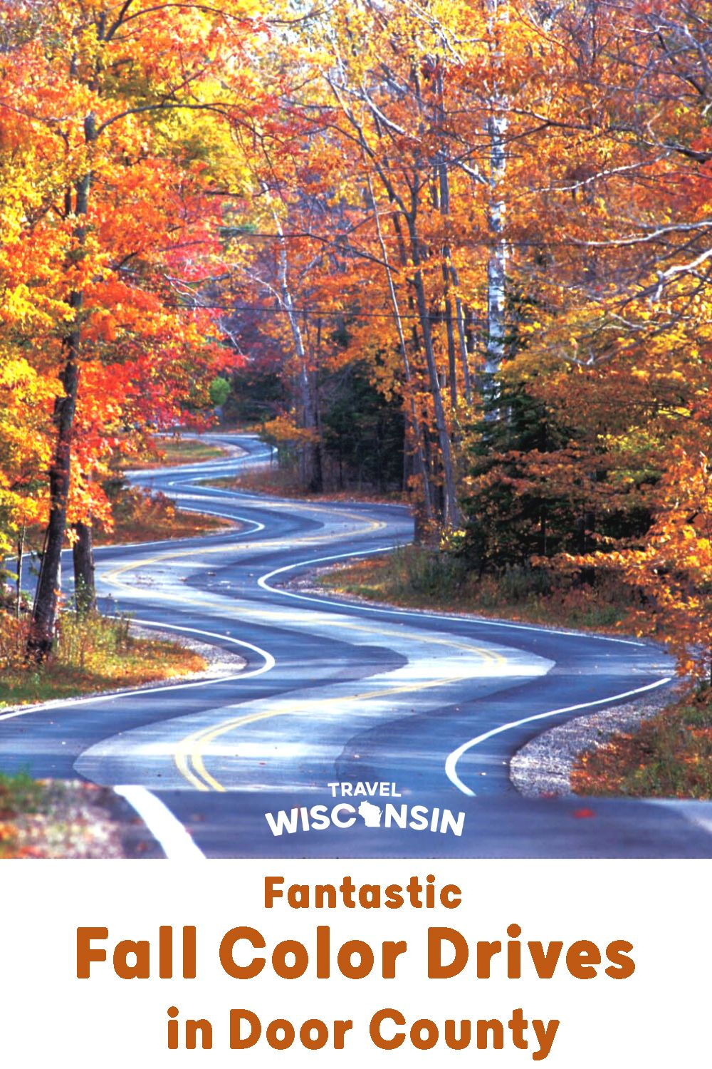 3 Scenic Door County Fall Color Drives Travel Wisconsin In 2020 Wisconsin Travel Door County Cana Island Lighthouse