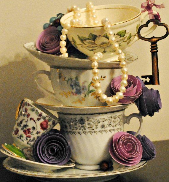 Best 25 teapot centerpiece ideas on pinterest tea party for Tea party centerpieces